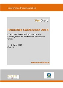 FemCities conference cover 2015